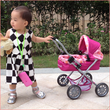 New Design For 2015 Metal good baby stroller baby car seatbaby doll stroller with carrier