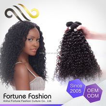 Alibaba human hair spanish curl double weft no shedding no tangle