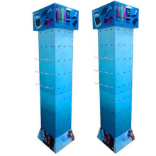 Top Quality Custom Cardboard Hair Extensions Display Hook Rack,Metal/Plastic Hook Display Stands For Hair Extension