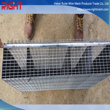 New Product Mink Farming Equipment, Hot Dipped Mink Breeding Cage