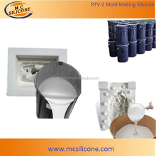 Polyester resin Mould Making RTV2 Silicone Rubber
