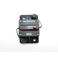 DC Motor circuit Breaker use for car, boat motor 50,60,70,80,90,100,150,200A AMP