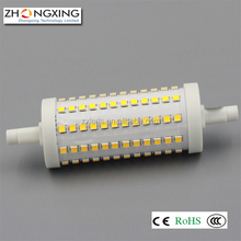 78mm 118mm r7s led 5w 10w 360 degree dimmable 30w 50w light bulb