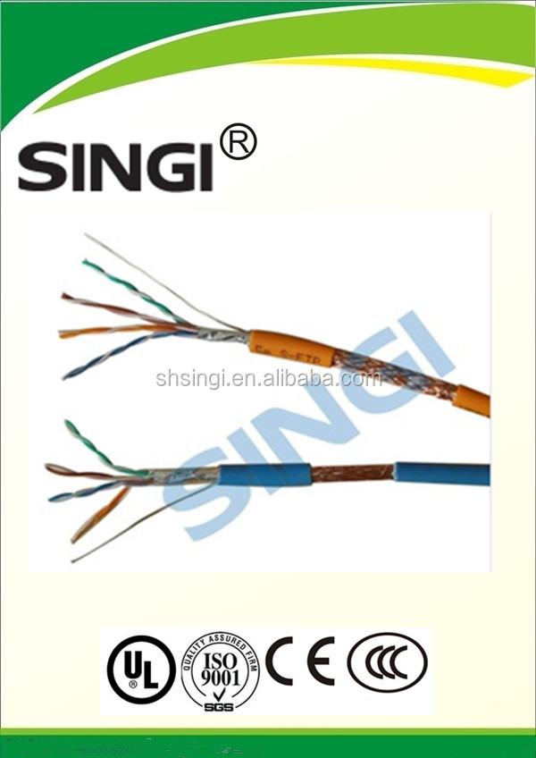 best price lan cable utp cat5e/ftp/sftp cat5e/cat6 lan cable network cable manufacturers in china