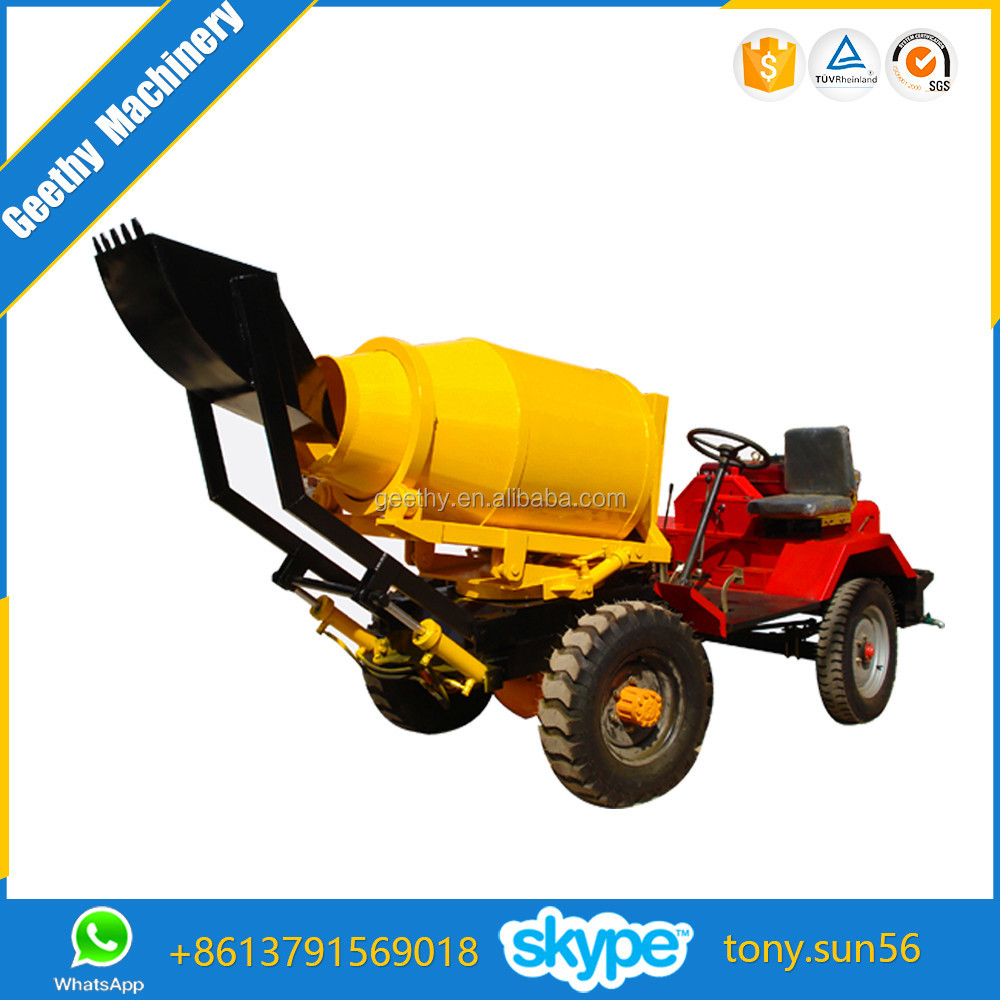 New Product SD800 portable concrete mixer truck,electric concrete mixer for sale, mixer price