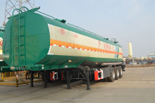 china best custom 45000 liter fuel tanker tri-axle air suspension system truck trailers