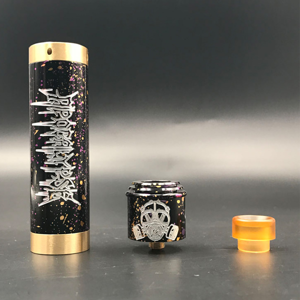 Shenzhen Ecig Factory Apocalypse GEN 2 mechanical mod kit with Apocalypse RDA