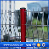 qunkun Anping Factory High Quality Cheap Double Welded Wire Mesh Fence Panel for Garden