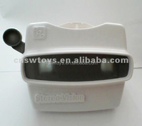 QT4703378 Customized 3D Images Everybody looks view master stero-Vision 3D picture viewer toy