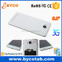 Factory wholesale price 3G android quad core 5inch touch screen mobile phone