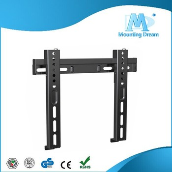 Mounting Dream Fixed super thin wall mount TV bracket TV holder LED bracket fits for 26-42'' LED/OLED/plasma TVs