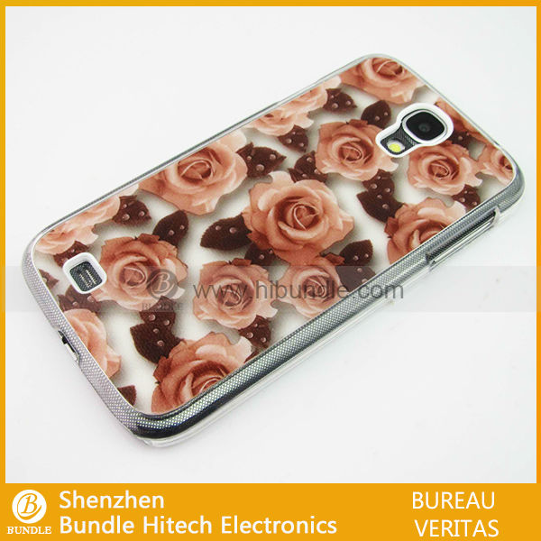 Fashion for samsung s4 case, customize for samsung galaxy s4 back cover