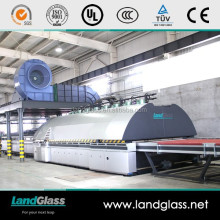 LandGlass Cyclone Glass Tempering Furnace Machine /Glass Tempering Equipment for Glass Processing Company