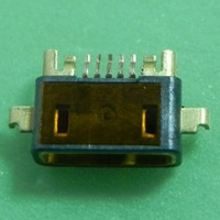 Micro USB 5 pin SMT Type,waterproof
