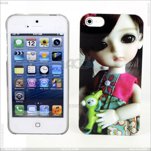 (IMD)Beautiful fairy hard case for Apple iPhone 5-- P-IPH5PC122