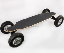 36V 2000W 4 Wheels Maple Bamboo Material Motion Control Electric Skateboard
