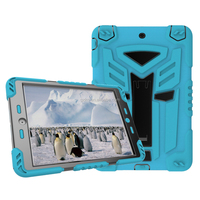 New arrived kidsproof autobot tab skin cover for iPad mini 7.9inch kickstand case