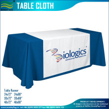 Quickly Delivery of custom design printed stretch table cloth
