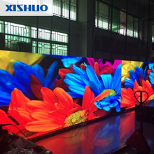 good quality truck rental counter indoor led display video panel