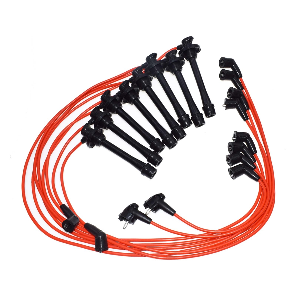 Free Shipping! 4.0L V8 23022 Spark Plug <strong>Ignition</strong> Wire Wires Cable Core For Lexus LS400 23022