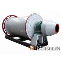 White Mineral Mining Ore Stone Grinding Ball Mill with International Advanced Technology