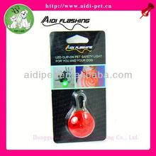 promotional flashing LED keychain/keychain led flashlight wholesale