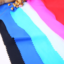Matte 4 way stretch nylon lycra spandex bikini fabric for swimming