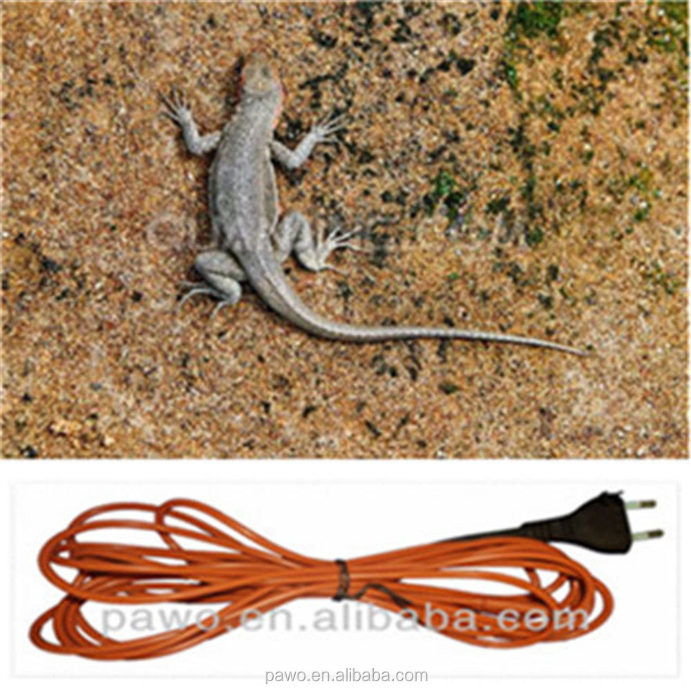 Heat Cable For Reptiles : Htdg electric silicone heating cable wholesale reptile