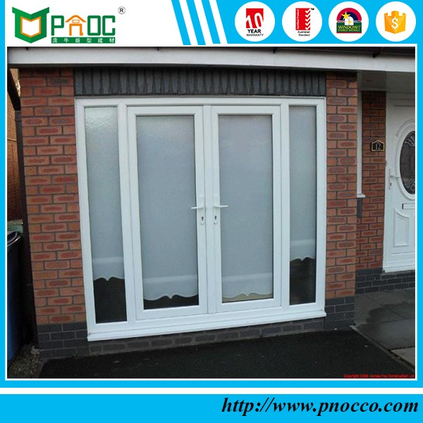 Factory direct wholesale security aluminum sub frame of doors