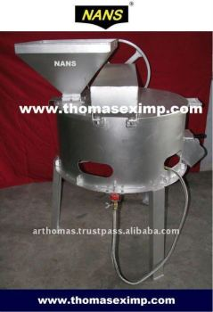 cassava roasting machine / garri fryer