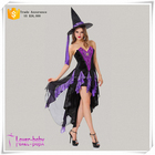 Atacado diabo Halloween Costume para Allhallows Dress up