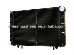 russian radiator for lada auto parts
