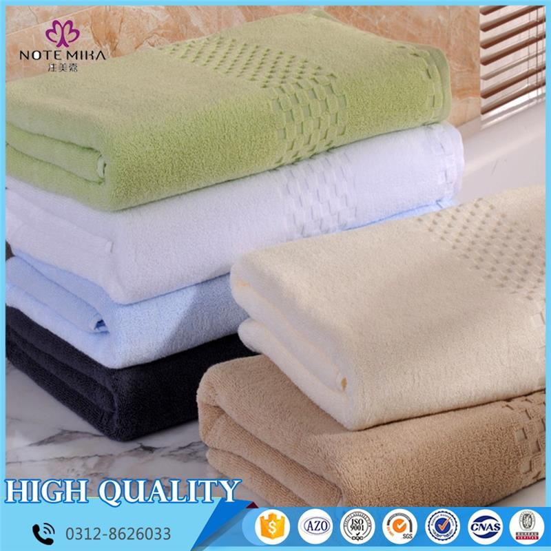 china products promotional multifunctional custom sage green bath towel