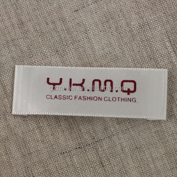 printing label for maternity dress