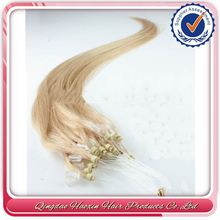 Large Stock Rebounded Micro Loop Extension Hair With Quick Delivery