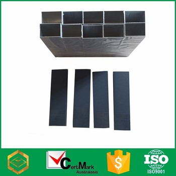6063 High Quality 8mm Aluminum Square Tube Manufacture