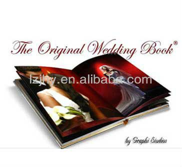 wedding photo albums printing