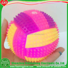 Hot Sale Funny Kids Pink Bouncing Rubber Ball