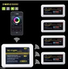 4 Zonen 2.4 GHz RGBW RGB+W LED Controller WLAN WIFI W-LAN MiLight Mi-Light 2.4G