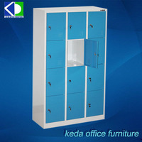12 Door Metal Locker Storage Cabinet loker pertamina
