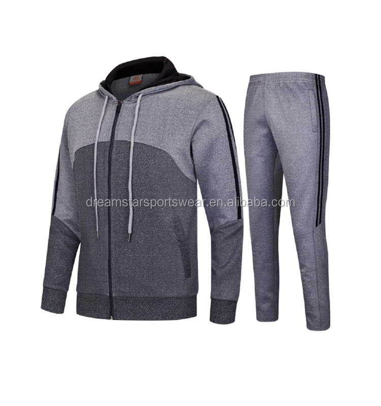 Latest Arrival 2018 Tracksuit Soccer of Soccer Team Tracksuit