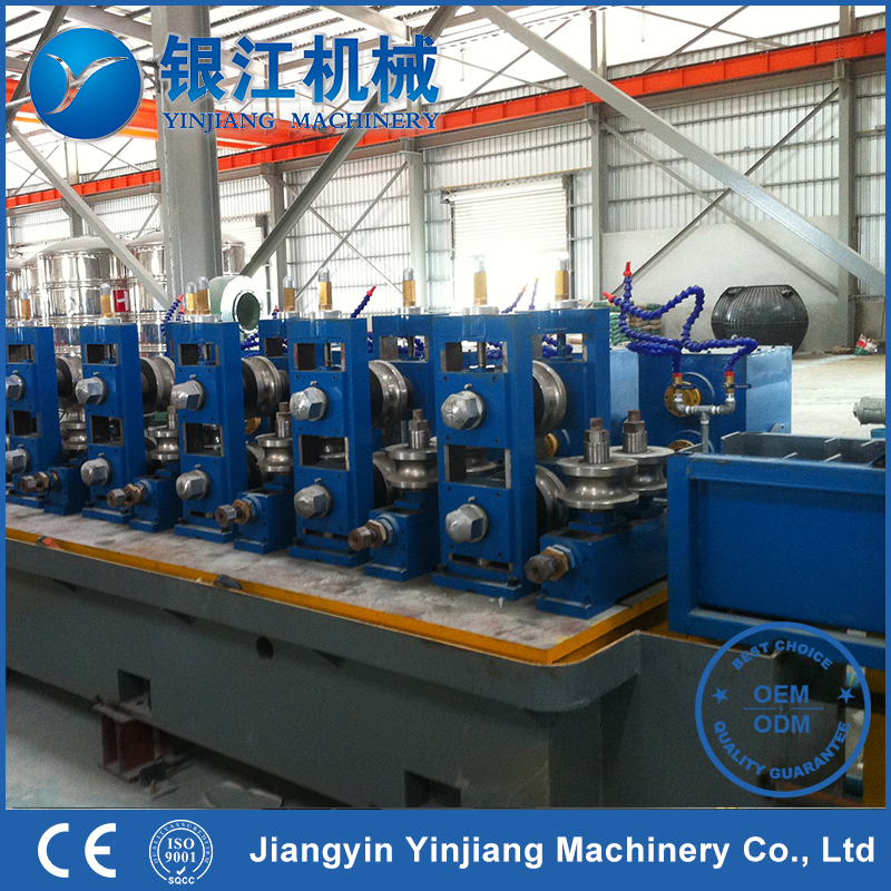 Straight Seam High Frequency Steel Tube Welding Machine