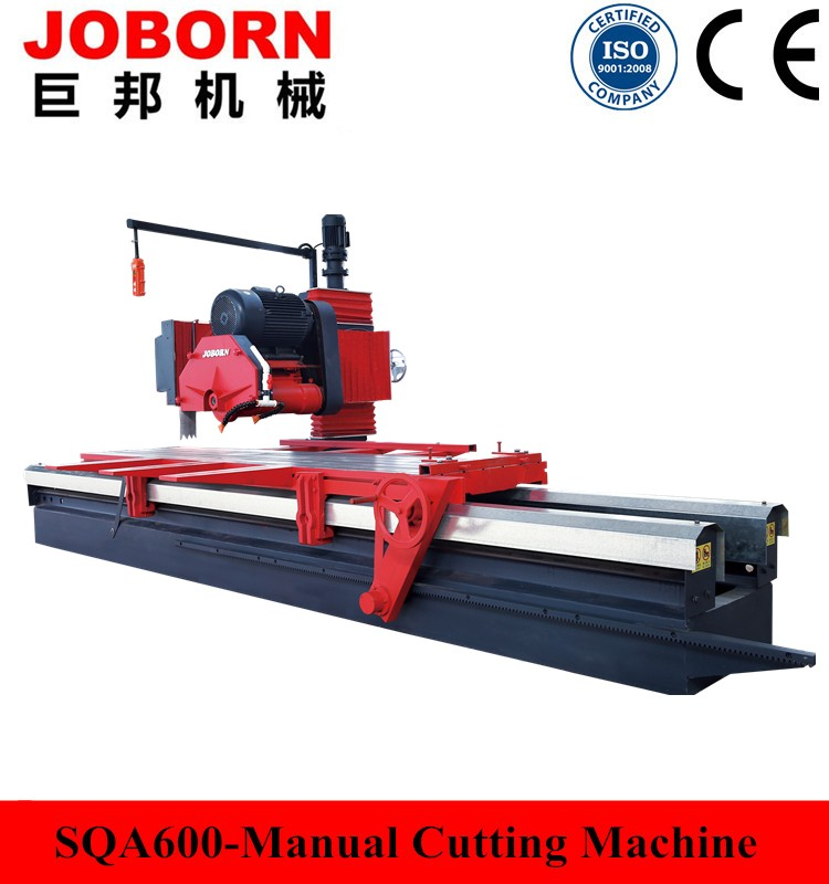 Joborn SQA-600 Type B China supplier realiable quality best hand saw for stone with factory price