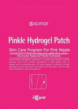 Pinkle Hydrogel patch