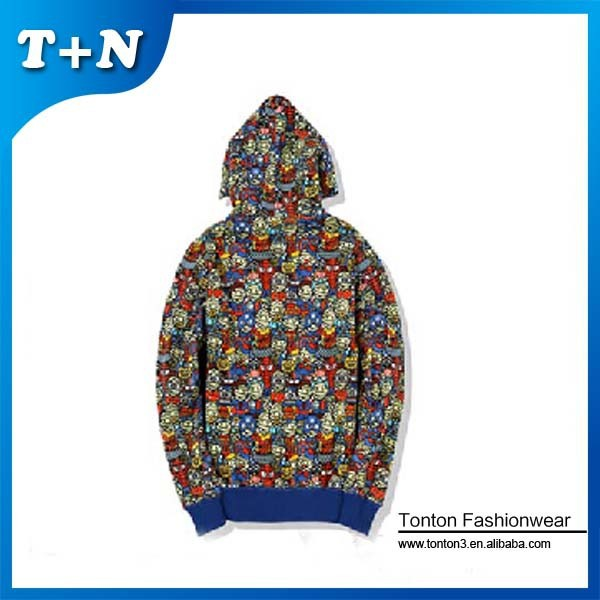 zipper hoodie thin colorful children hoodies