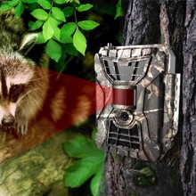 No glow 940nm black led night vision outdoor waterproof digital trail hunting camera with fcc ce rohs Shenzhen Origin