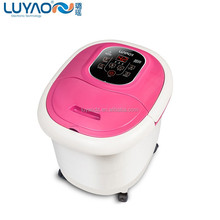 LY-520 Air bubble foot massage bath