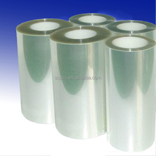 Packaging Mylar film Transparent Colored polyester film PET film