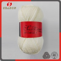 KSSL quick delivery time spinner 50% wool 50% acrylic yarn