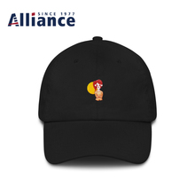 Wholesale Adorable Characters Illustration Unique Custom 5 Panel Hats Men
